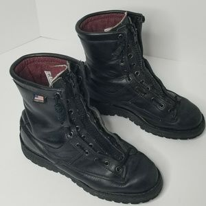 """Danner Recon Black 8"""" 200G Insulated Boot Sz. 7.5D"""